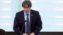 Puigdemont reivindica su presunción de inocencia
