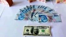 50 bin 550 lira sahte parayı piyasa sürerken yakalandılar