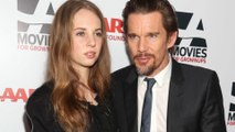 Ethan Hawke 'shocked' by daughter Maya's Hollywood success