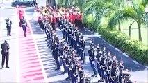 Les ambassadeurs chinois, iranien et algérien ont présenté leurs lettres de créance à F. Tshisekedi