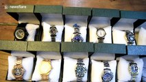 British expat, 43, arrested after 'selling fake Rolex watches in Thailand'