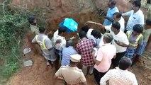 புதுக்கோட்டை: நடத்தையில் சந்தேகப்பட்டு மனைவியை கொலை செய்து நாடகமாடிய கணவன் - வீடியோ
