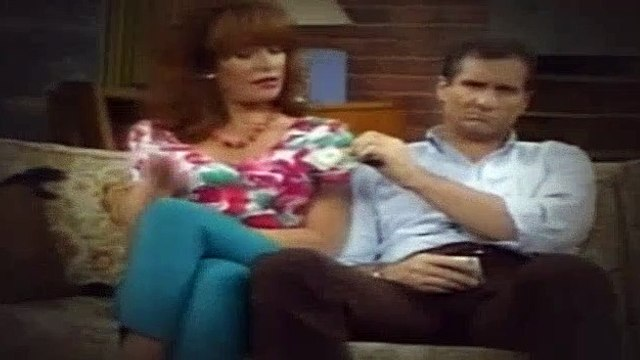 Married with Children S04E12 It's a Bundyful Life Pt 2
