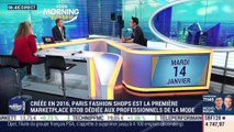 Jacky Zhengao Chang (Paris Fashion Shops): Paris Fashion Shops a remporté la BFM Académie 2019 - 14/01