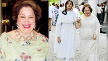Shweta Bachchan's Mother-In-Law Ritu Nanda No More | Boldsky