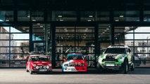 Mit Siegertypen aufs Eis - Die BMW Group Classic beim GP Ice Race 2020 in Zell am See