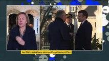 Macron annonce de nouvelles pistes contre le jihadisme au Sahel