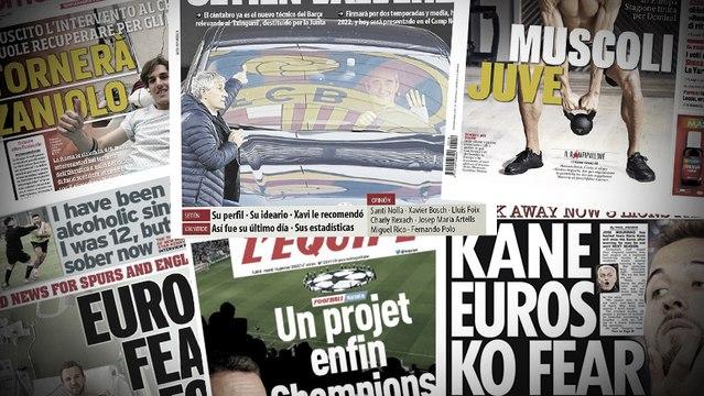 La dernière déclaration choc de José Mourinho affole toute l'Angleterre, l'AS Roma a déjà ciblé le remplaçant de Nicolo Zaniolo
