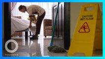 Gadis muda tidak bisa mencuci atau memasak, ibu carikan ART - TomoNews