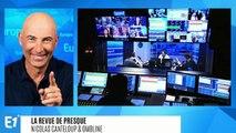"""Matthieu Belliard : """"N'y voyez pas de triomphalisme mais Europe 1 va mieux depuis moi !"""" (Canteloup)"""