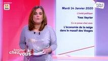 Invité : Yves Veyrier - Bonjour chez vous ! (14/01/2020)