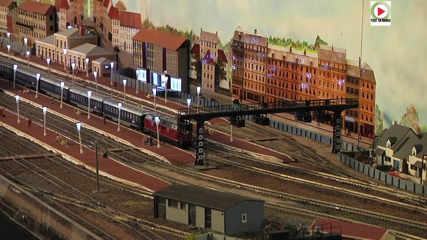 LA BAULE  | Ces Trains ne font jamais Greve - Télé La Baule