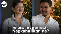 Meryll Soriano, Joem Bascon nagkabalikan na nga ba?