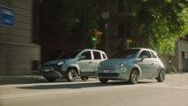 Fiat 500 and Fiat Panda Hybrid