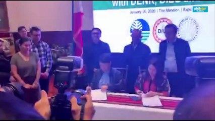 Baguio LGU, DOT ink deal to rehabilitate Burnham Park