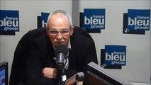 Dominique Graciet, président de la Chambre régionale d'agriculture de Nouvelle-Aquitaine, invité de France Bleu Gironde
