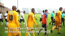 Coupe de France de football: les Réunionais de la Saint-Pierroise veulent continuer à rêver