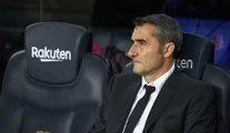 FC Barcelone: Ernesto Valverde viré et remplacé par Quique Setién