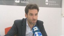 El dirigente del PP vasco Borja Sémper decide abandonar la política