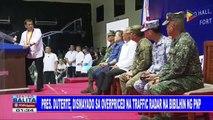 Pres. #Duterte, dismayado sa overpriced na traffic radar na bibilhin ng PNP