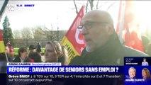 Réforme des retraites : une nouvelle journée de manifestation a commencé à Toulouse