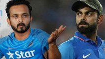 Kedar jadhav may lose his spot