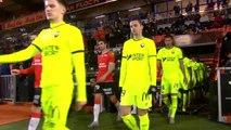 Le résumé du match FC Lorient / SMCaen