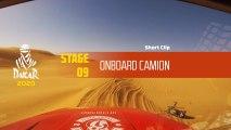 Dakar 2020 - Étape 9 / Stage 9 - Onboard truck