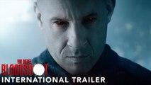 Bloodshot International Trailer #2 (2020) Vin Diesel Action Movie