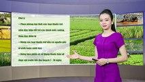 Thời tiết nông vụ-14/01/2020