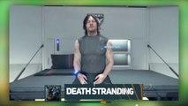 Death Stranding  - extrait gameplay