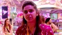 Bigg Boss 13: कामचोर है Madhurima Tuli, फिर Kitchen Duties को लेकर किया Shefali से बवाल | FilmiBeat