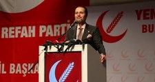 Yeniden Refah Lideri Erbakan'dan asgari ücrete yüzde 50 zam sözü