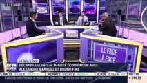 Bruno Fine VS Alexandre Baradez : Quel potentiel technique pour les marchés ? - 14/01