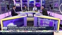"Bruno Fine VS Alexandre Baradez : Négociations commerciales UE/Grande-Bretagne, le retour d'un risque de ""hard Brexit"" ?"