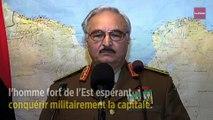 Libye : Haftar n'a pas signé l'accord de cessez-le-feu