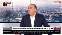Morandini Live : Le prince Harry manipulé par Meghan Markle ? (vidéo)
