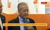 Tun M akan kaji masalah Kementerian Pendidikan