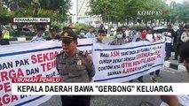 """Pemerintah Provinsi Riau dan Pemprov Kota Pekanbaru Bawa \""""Gerbong\"""" Keluarga, Begini Kata Pengamat!"""