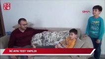 Okul bahçesindeki yanık vakasında, numuneler Ankara'da incelenecek