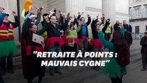 L'Opéra de Paris a inspiré ces enseignants grévistes