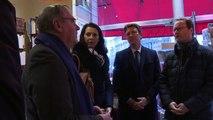 Municipales : Benjamin Griveaux à la conquête des électeurs de Paris