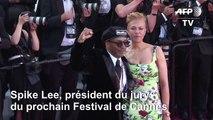 Le réalisateur afro-américain Spike Lee prochain président du jury à Cannes