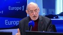 La France bouge : Patrick Couvreur, professeur de pharmacie, membre de l'académie des Sciences, président de l'académie nationale de pharmacie qui a travaillé au développement d'un nanomédicament pour le traitement de la douleur sans addiction