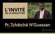 Invité de la rédaction : Pr. Tchétché N'Guessan, économiste
