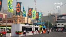دخان الحرائق يخيم على بطولة أستراليا المفتوحة