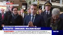 """Emmanuel Macron: """"L'inquiétude est légitime"""""""