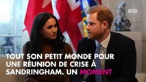 Meghan Markle : pourquoi elle n'a finalement pas participé à la réunion de crise avec Harry
