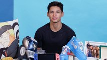 10 Things Ryan Garcia Can't Live Without