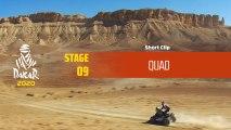 Dakar 2020 - Étape 9 / Stage 9 - Quad